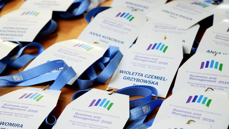 Įvyko Verslo vadybos fakulteto organizuojama tarptautinė mokslinė konferencija