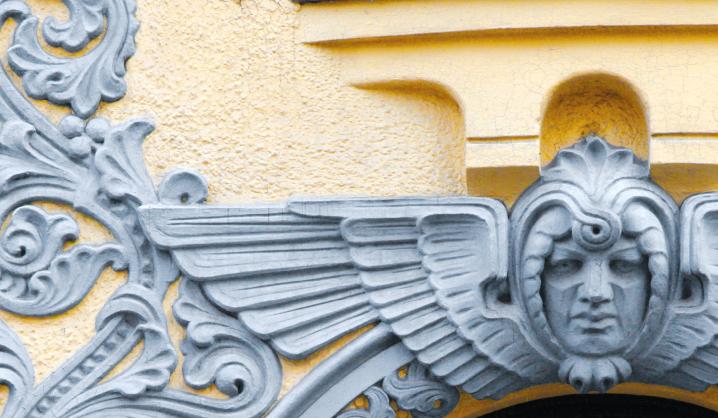 """Į VGTU atvyksta paroda """"Rygos Art nouveau architektūroje ir mene"""""""