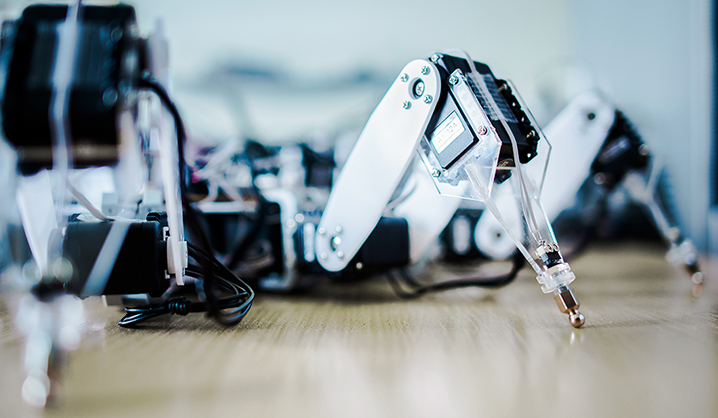 Lietuvos verslui siūlo robotizuoti rutiną
