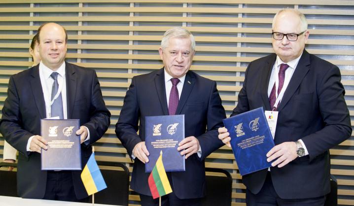 Lietuvos ir Ukrainos ekonomikos forume – dėmesys verslo bendradarbiavimo potencialui
