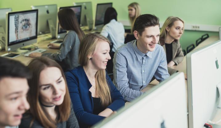 VGTU studentams – moderniausia skaitmeninės statybos technologijos platforma