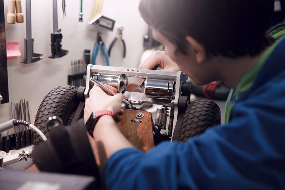 NEMOKAMOS prototipavimo dirbtuvės jaunoms įmonėms