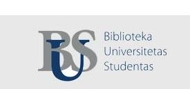 Biblioteka kviečia aktyviai naudotis informaciniu tiltu Biblioteka-Universitetas-Studentas (BUS)
