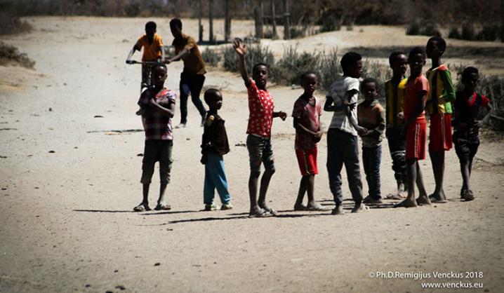 """Atidaroma VGTU dėstytojo fotografijų paroda """"Etiopijos kelias"""""""