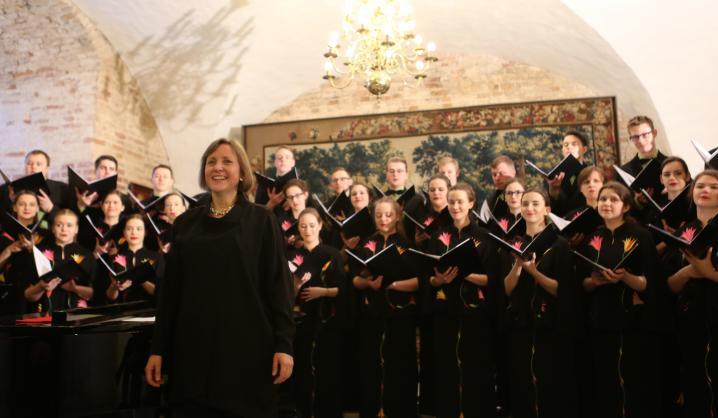"""Pavasariškas VGTU akademinio choro """"Gabija"""" savaitgalis"""
