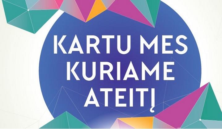 18-oji Nacionalinė Lietuvos bibliotekų savaitė kviečia kurti ateitį kartu