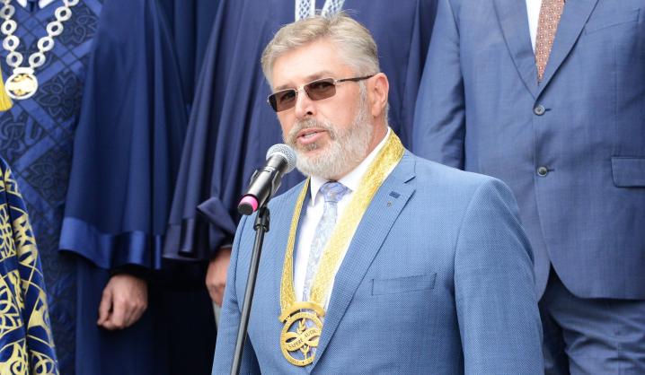 Perrinktas Vilniaus prekybos, pramonės ir amatų rūmų prezidentas