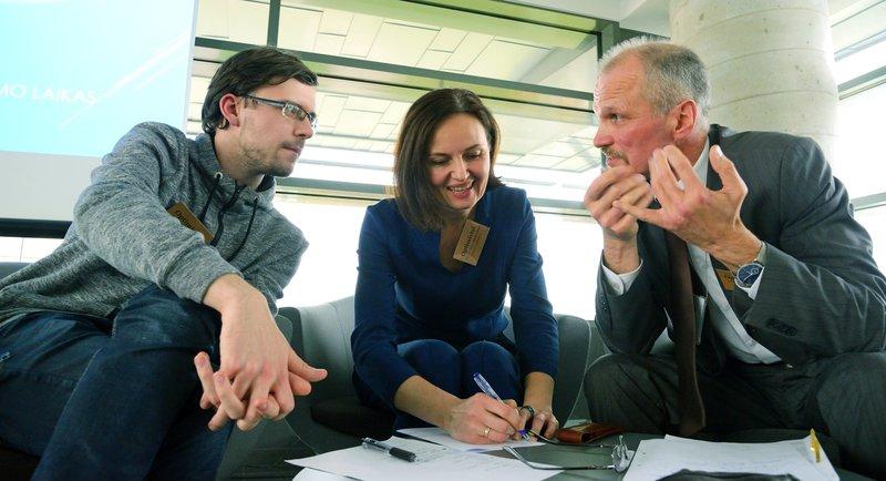 Dėstytojai sėmėsi žinių edukologinių kompetencijų tobulinimo seminaruose