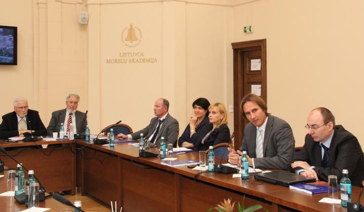 VGTU atstovai pasižymėjo ekonomikos mokslų konferencijoje